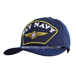 หมวกแก๊ป FLY NAVY
