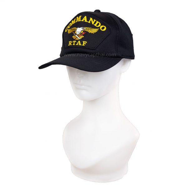 หมวกแก๊ป COMMANDO RTAF