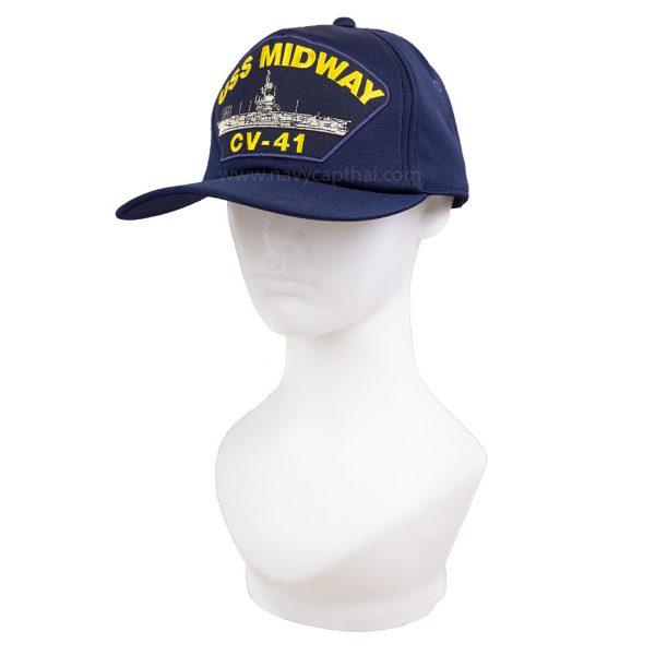 หมวกแก๊ปเรือ USS MIDWAY
