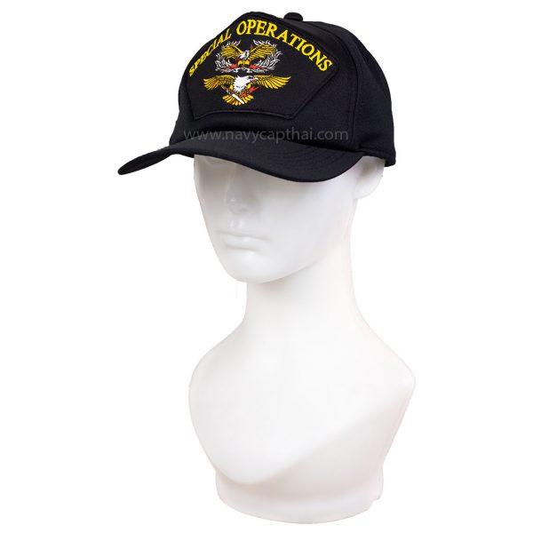 หมวกแก๊ป SPECIAL OPERATIONS