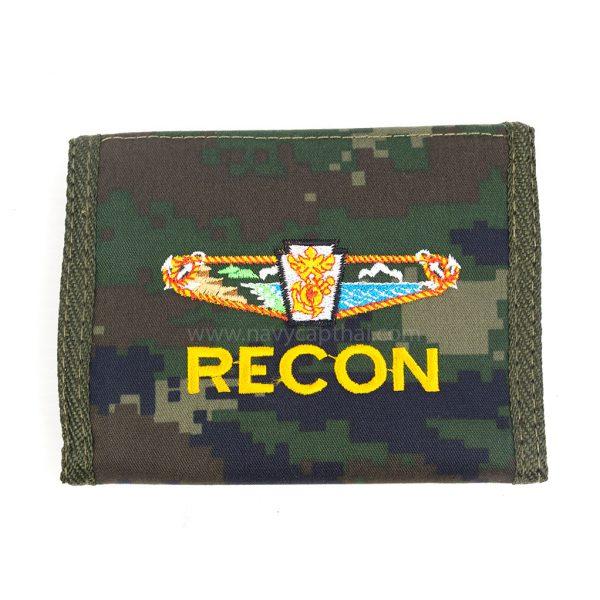 กระเป๋าสตางค์ปัก-RECON
