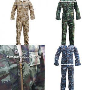 ชุดเวสทหาร
