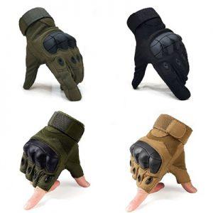ถุงมือทหาร-ถุงมือแทคติคอล