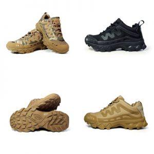 รองเท้าผ้าใบแนวทหาร