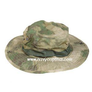 หมวกปีกทหารพราง A-TACS-FG