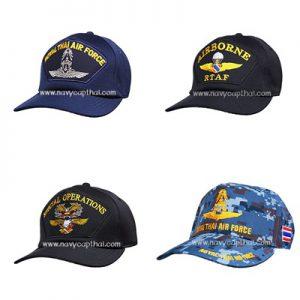 หมวกแก๊ปทหารอากาศ