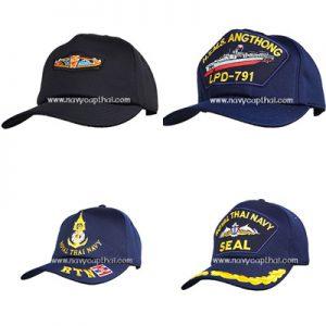หมวกแก๊ปทหารเรือ