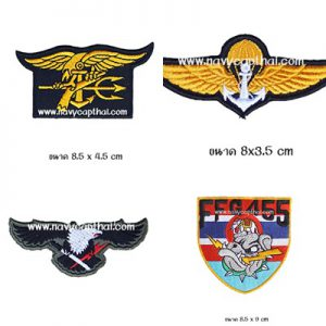 อาร์ม-ปีก-เครื่องหมายทหาร