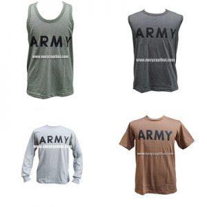 เสื้อยืด ARMY