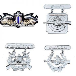เหรียญทหาร-ปีกโลหะ