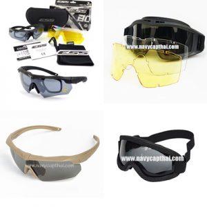 แว่นตาทหาร แว่นตา BB GUN