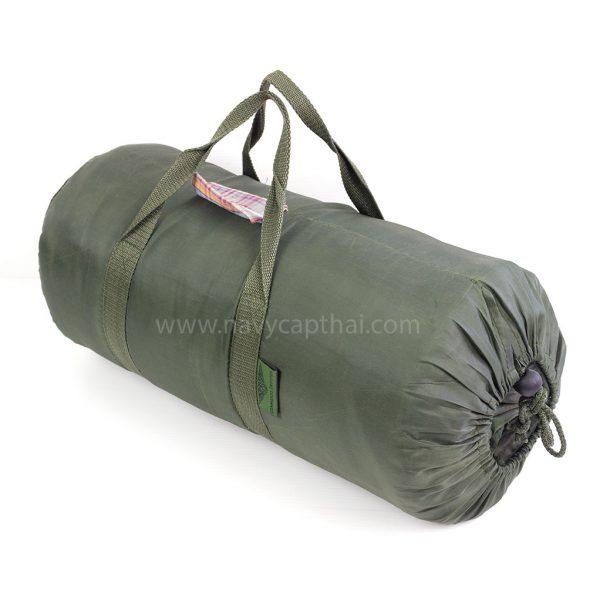 ถุงนอนสีเขียวขนาด 80 กรัม