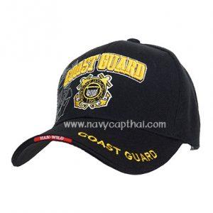 หมวกแก๊ป COAST GUARD