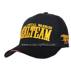 หมวกแก๊ป SEALTEAM