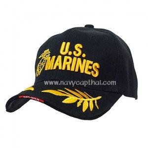 หมวกแก๊ป U.S.MARINES