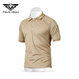 เสื้อ PAVE HAWK B สีทราย