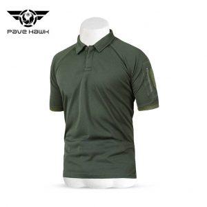 เสื้อ PAVE HAWK B สีเขียว