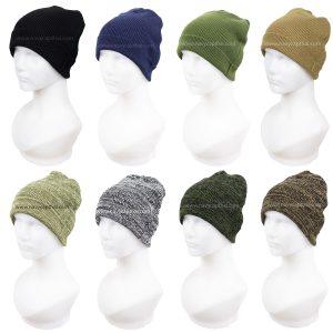 หมวกไหมพรมครึ่งหัว