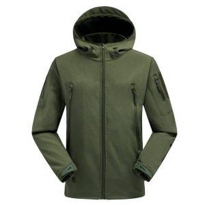 เสื้อแจ็คเก็ต TAD GEAR เขียว