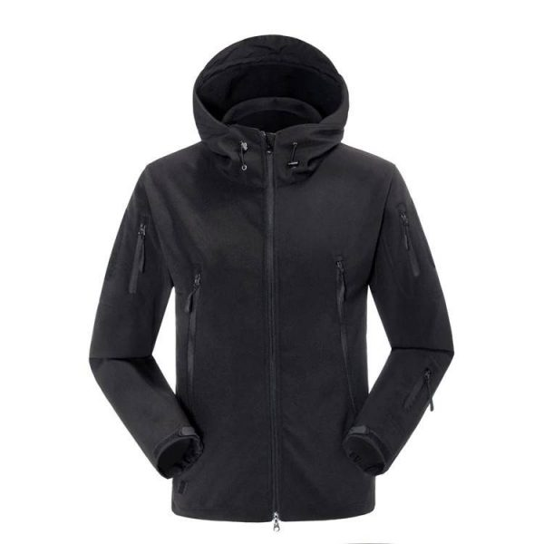 เสื้อแจ็คเก็ต TAD GEAR ดำ