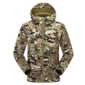 เสื้อแจ็คเก็ต TAD GEAR มัลติแคม
