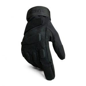 ถุงมือ BLACKHAWK เต็มนิ้วสีดำ