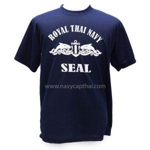 เสื้อยืดสกรีน SEAL แขนสั้น