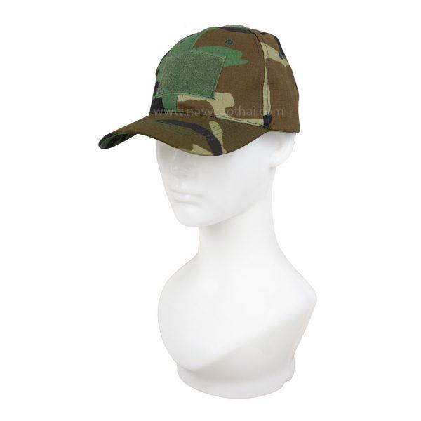 หมวกตีนตุ๊กแกพราง WOODLAND