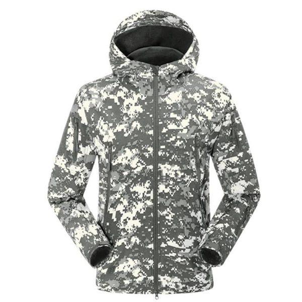 เสื้อแจ็คเก็ต TAD GEAR พราง ACU