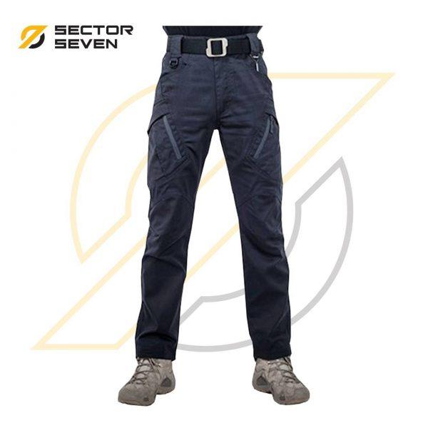 กางเกง Sector7 รุ่น IX9 ผ้ายืดสีเทา
