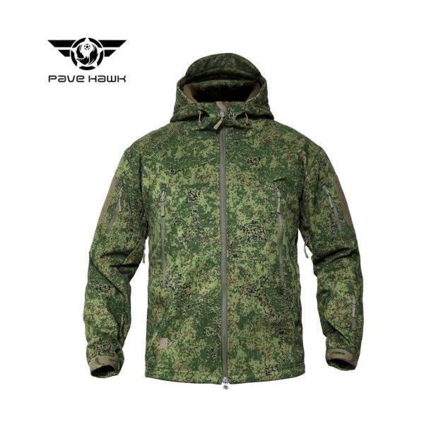 เสื้อแจ็คเก็ต TAD GEAR พรางรัสเซีย