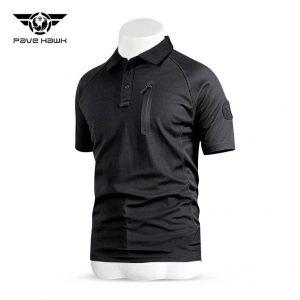 เสื้อ PAVEHAWK A ดำ