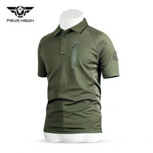 เสื้อ PAVEHAWK A เขียว