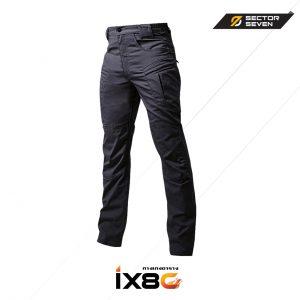 กางเกง SECTOR SEVEN IX8C สีเทาผ้าตาราง