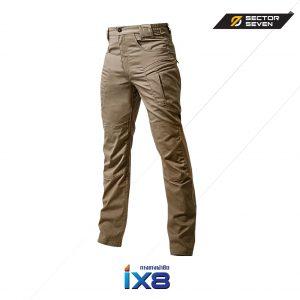 กางเกง SECTOR SEVEN IX8 ผ้ายืด กากี
