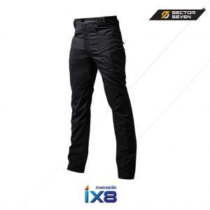 กางเกง SECTOR SEVEN IX8 ผ้ายืด ดำ