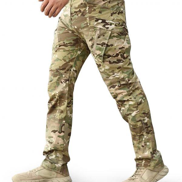 กางเกง SECTOR SEVEN IX9C ผ้าตาราง มัลติแคม