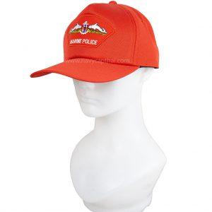 หมวกแก๊ป Marine Police