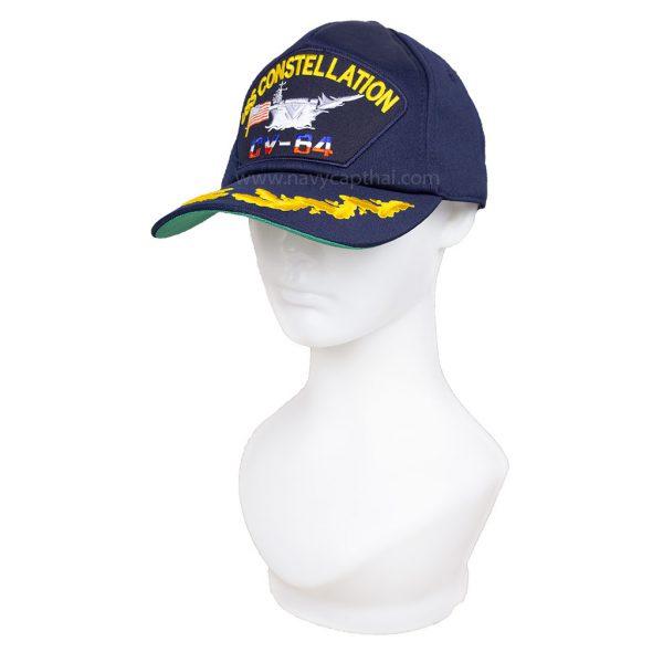 หมวกแก๊ป USS CONSTELLATION 1 ช่อ