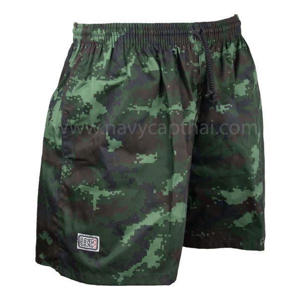 กางเกงแบงแบงพรางดิจิตอลทหารบก